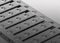 Gratare metalice din tabla perforata (GTP)